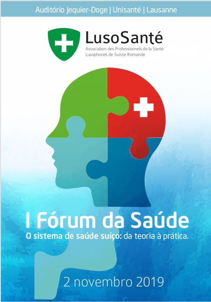 Ier Forum Lusosanté