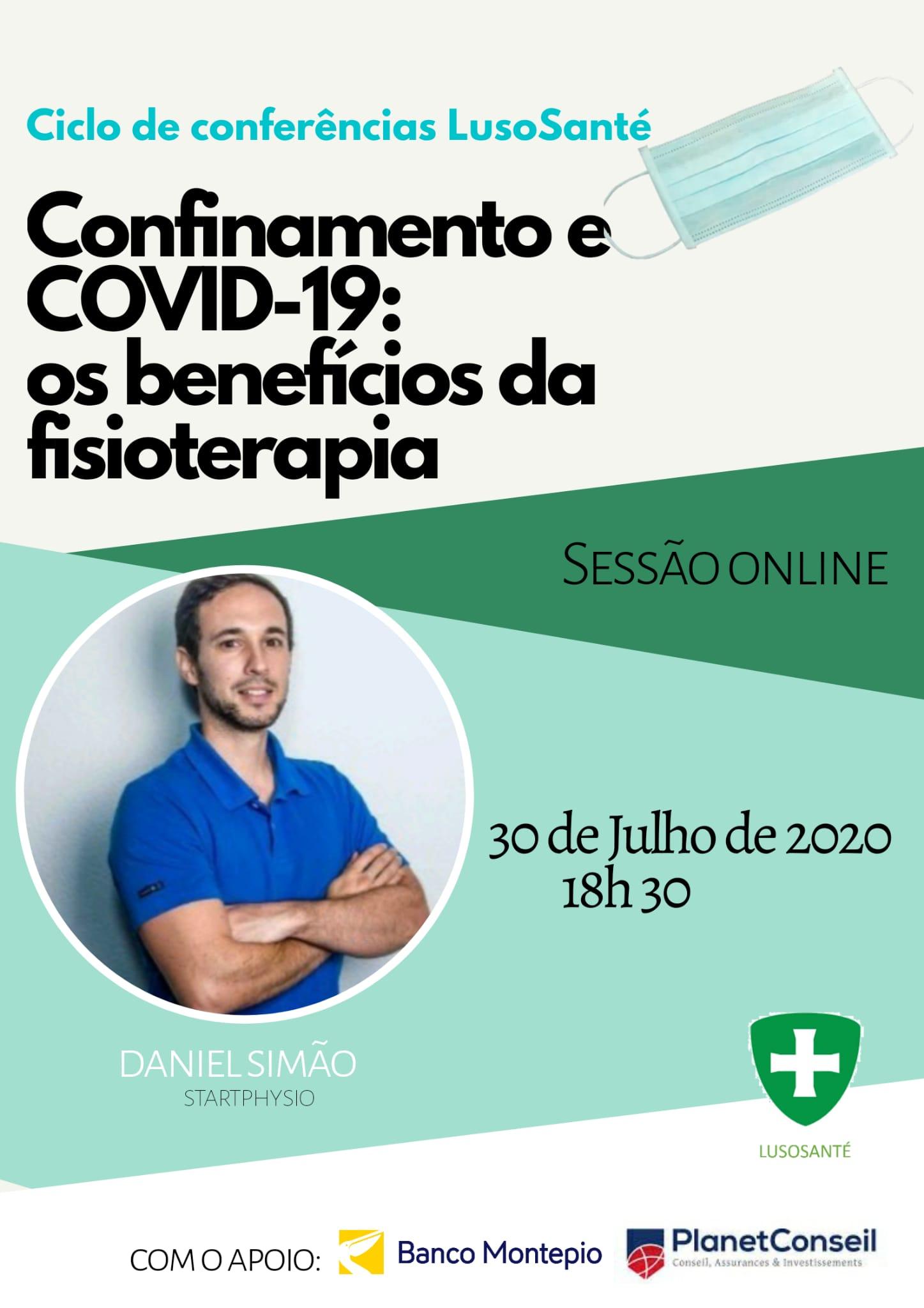 3a Conferência LusoSanté
