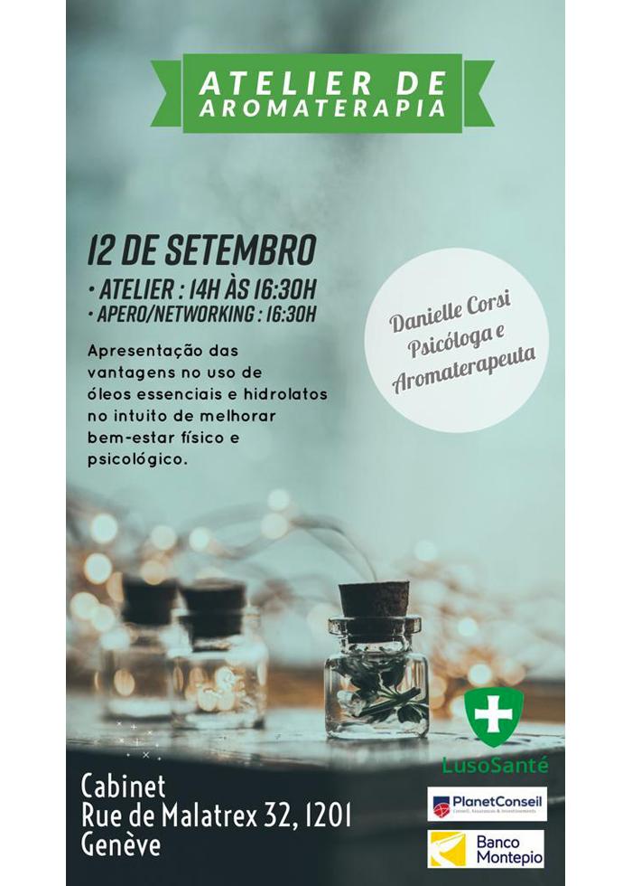 Atelier de Aromaterapia