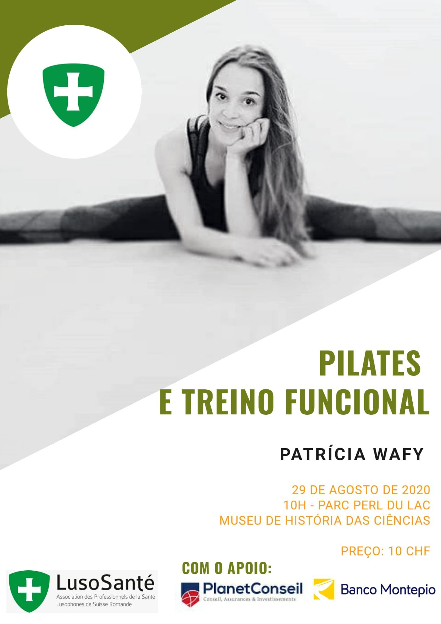 Pilates e treino funcional