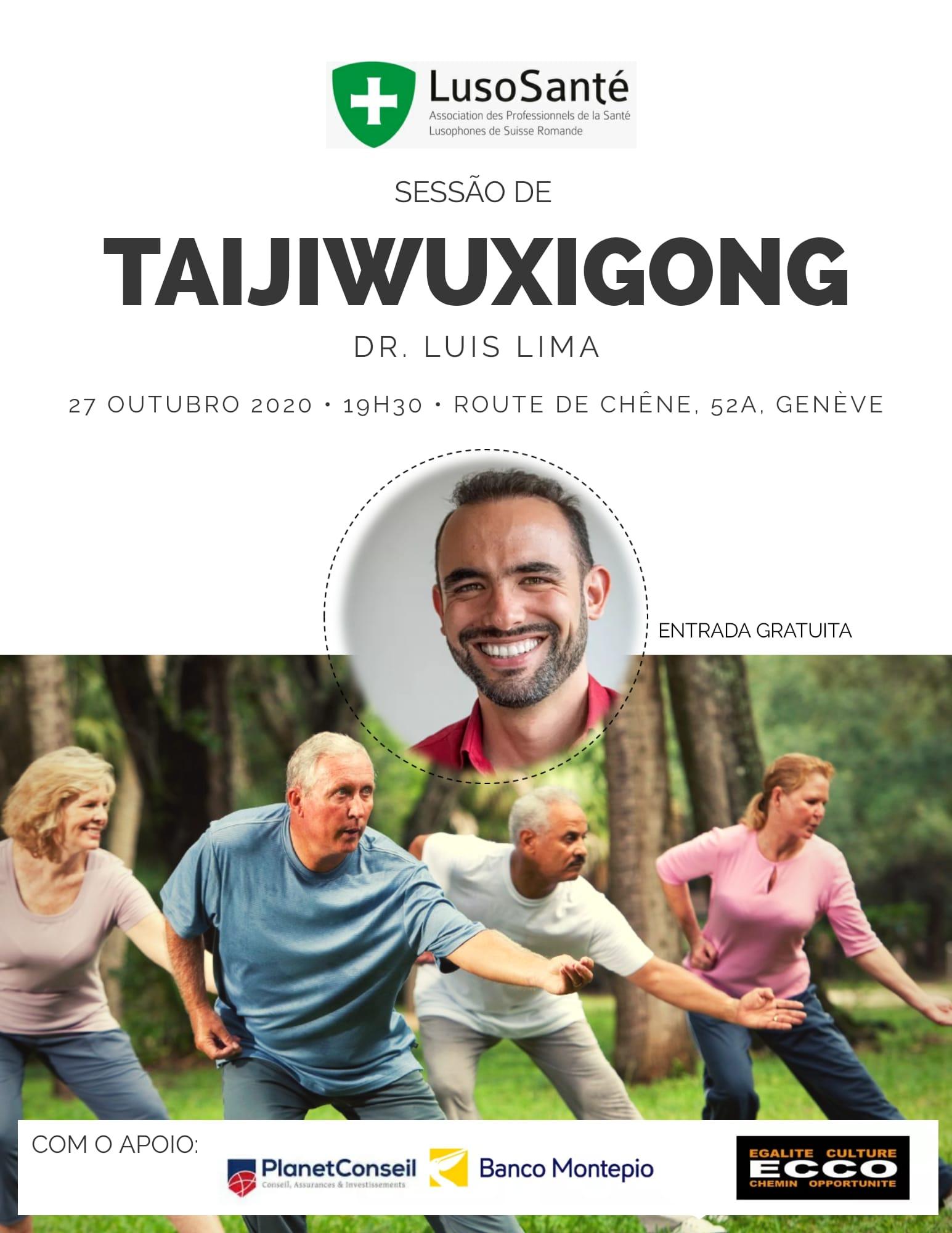 Sessão de TAIJIWUXIGONG